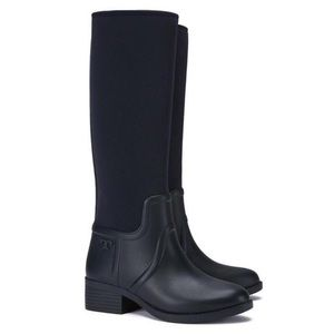 Tory Burch April Waterproof Rainboot